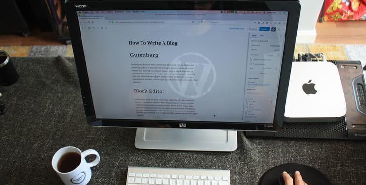 como hacer una pagina web en wordpress