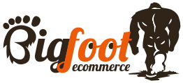 Logotipo Bigfoot Ecommerce